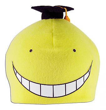 Assassination Classroom Beanie - Koro Sensei Fleece