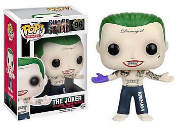 Suicide Squad POP! Vinyl Figure - Joker Shirtless