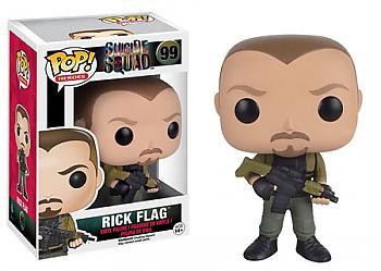 Suicide Squad POP! Vinyl Figure - Rick Flagg
