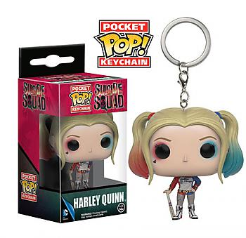Suicide Squad Pocket POP! Key Chain - Harley Quinn
