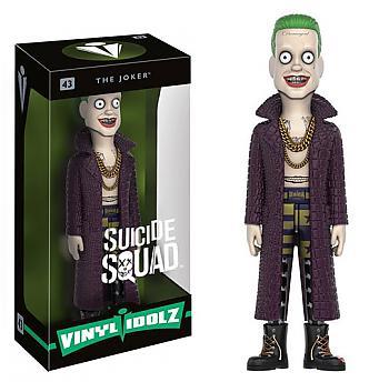 Suicide Squad Vinyl Idolz Figure - Joker