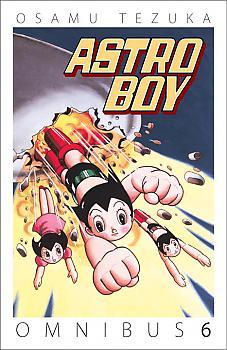 Astro Boy Omnibus Manga Vol.   6