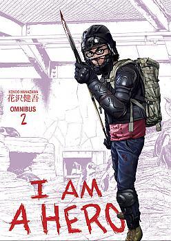 I am a Hero Omnibus Manga Vol.   2
