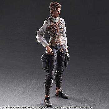 Final Fantasy XII Play Arts Kai Action Figure - Balthier