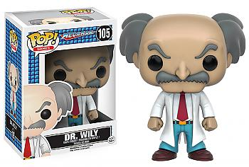 Mega Man POP! Vinyl Figure - Dr. Wily