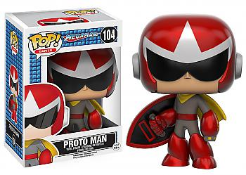 Mega Man POP! Vinyl Figure - Proto Man
