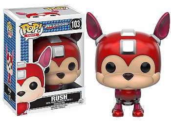 Mega Man POP! Vinyl Figure - Rush