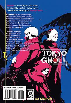 Tokyo Ghoul Manga Vol.   8