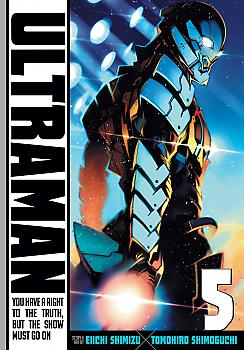 Ultraman Manga Vol.   5