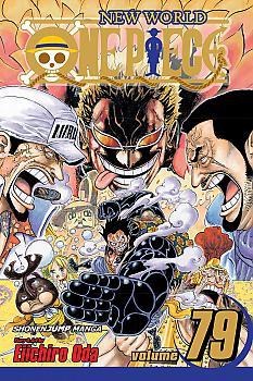 One Piece Manga Vol.  79
