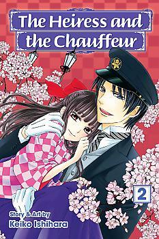 Heiress and the Chauffeur Manga Vol.   2