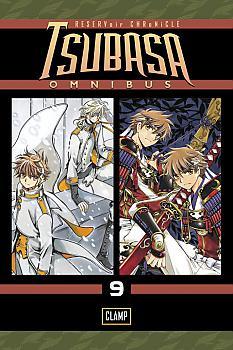 Tsubasa Omnibus Manga Vol.   9