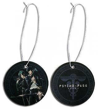Psycho-Pass Air Freshener - Group Round
