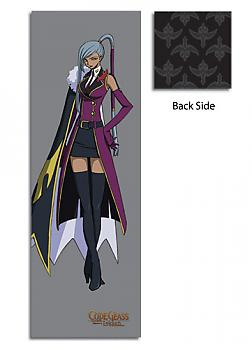 Code Geass Body Pillow - Villetta (Dakimakura Hugging Pillow)