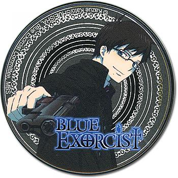 Blue Exorcist Button - Yukio