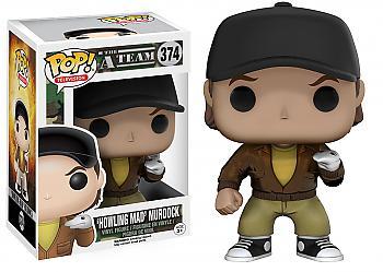 A-Team POP! Vinyl Figure - 'Howling Mad' Murdock