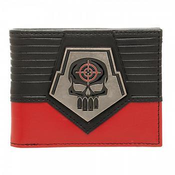 Suicide Squad Bifold Wallet - Deadshot Suit Up