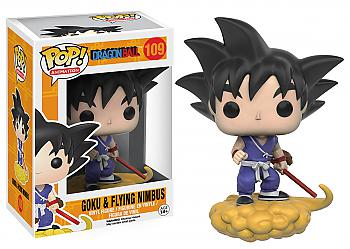 Dragon Ball Z POP! Vinyl Figure - Goku & Flying Nimbus