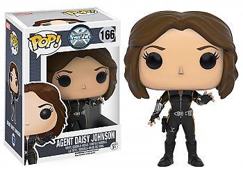 Agents of S.H.I.E.L.D. Marvel POP! Vinyl Figure - Agent Daisy Johnson