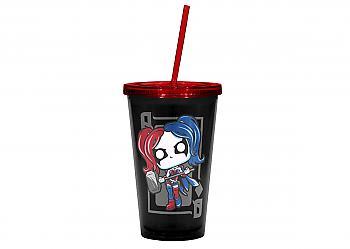 Batman Mug - Harley Quinn Acrylic Cup