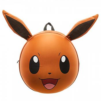 Pokemon Backpack - Evee Face Molded