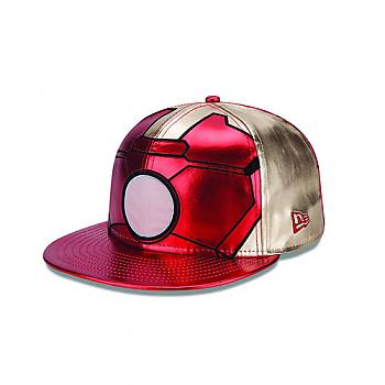 Avengers 2 Age of Ultron Cap - Iron Man Armor 5950 Fitted Size 7 1/2