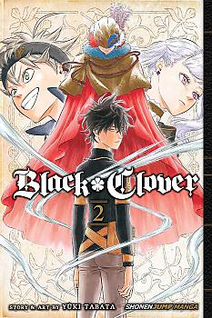 Black Clover Manga Vol.   2