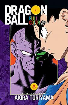 Dragon Ball Full Color Freeza Arc Manga Vol.   3