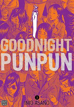 Goodnight Punpun Manga Vol.   3