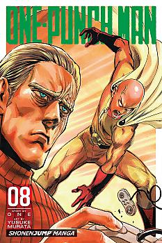 One-Punch Man Manga Vol.   8