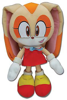 Sonic The Hedgehog Plush - Cream