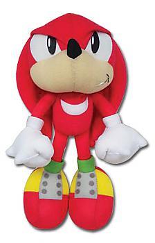 Sonic The Hedgehog Plush - Knuckles