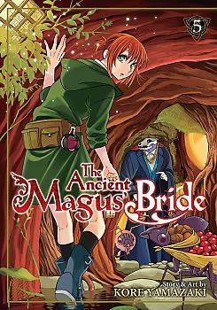 Ancient Magus' Bride Manga Vol.   5