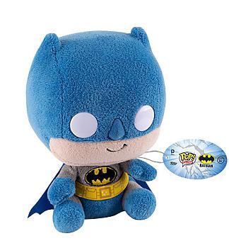 Batman 6'' POP! Plush - Batman