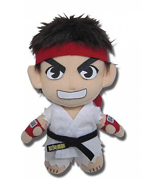 Street Fighter IV 8'' Plush - Ryu
