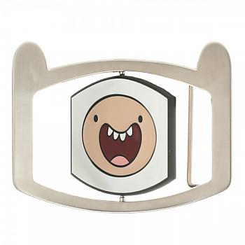 Adventure Time Belt Buckle - Finn & Jake Reversible