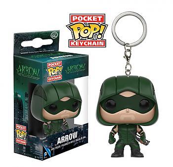 Arrow TV Pocket POP! Key Chain - Green Arrow