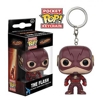 Flash TV Pocket POP! Key Chain - Flash