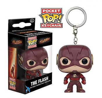 Flash TV Pocket POP! Key Chain - Flash