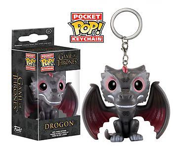 Game of Thrones Pocket POP! Key Chain - Drogon