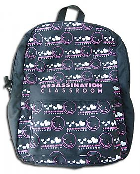 Assassination Classroom Backpack - Koro Sensei Pink