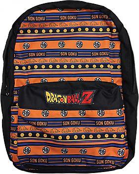 Dragon Ball Z Backpack - Son Goku Orange