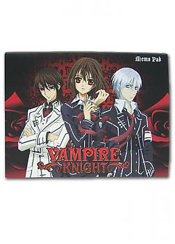 Vampire Knight Memo Pad - Group