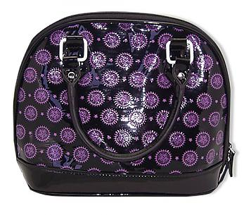 Black Butler Hand Bag - Curse Symbol Dome