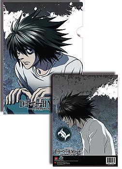Death Note File Folder - L (Pack of 5)