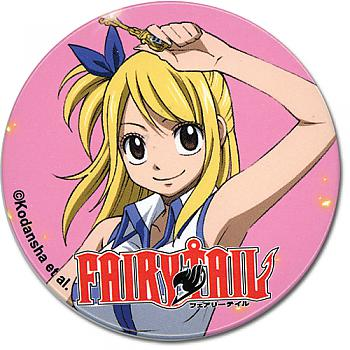 Fairy Tail Button - Lucy