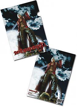 Devil May Cry 3 File Folder - Keyart (Pack of 5)