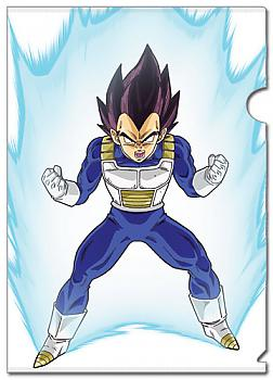 Dragon Ball File Folder - Vegeta (Pack of 5)
