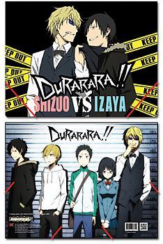 Durarara!! Elastic Band File Folder - Group