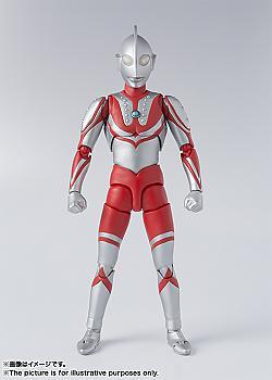 Ultraman S.H.Figuarts Action Figure - Ultraman Zoffy